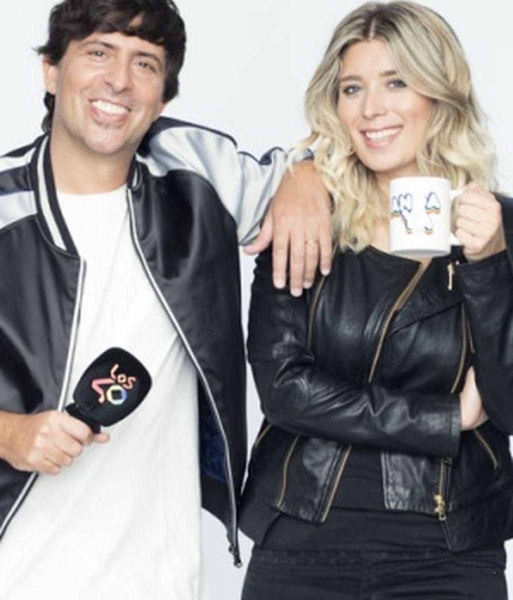 Cristina Boscá y Dani Moreno