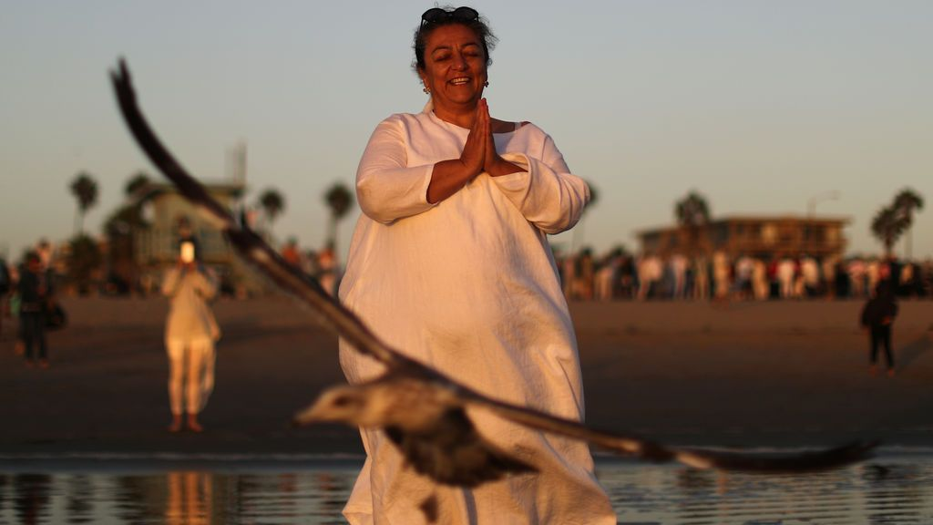 Celebración del Año Nuevo Judío de la Comunidad Espiritual de Nashuva en Los Ángeles