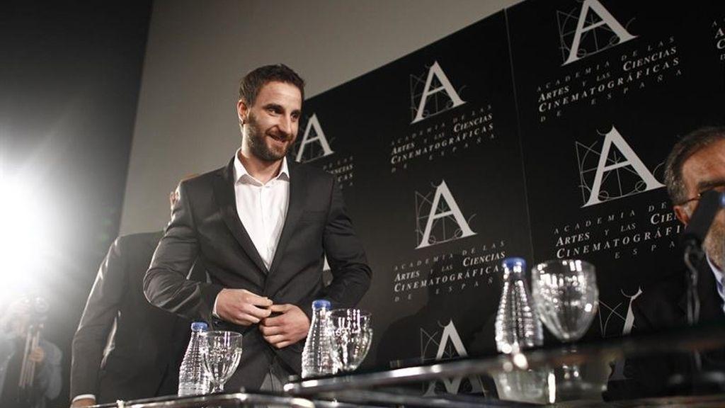 Dani Rovira, Academia de las Artes y Ciencias Cinematográficas