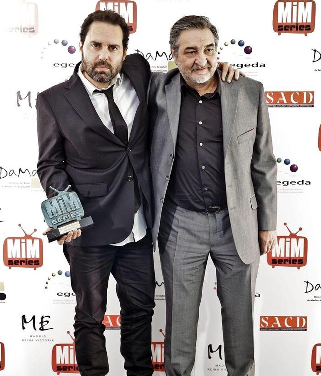 Aitor Gabiondo y César Benítez de 'El Príncipe