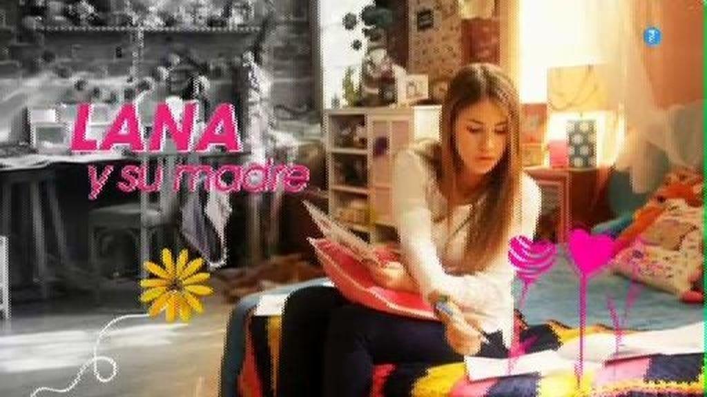 Lana, estudiante de día, bloguera de moda de noche