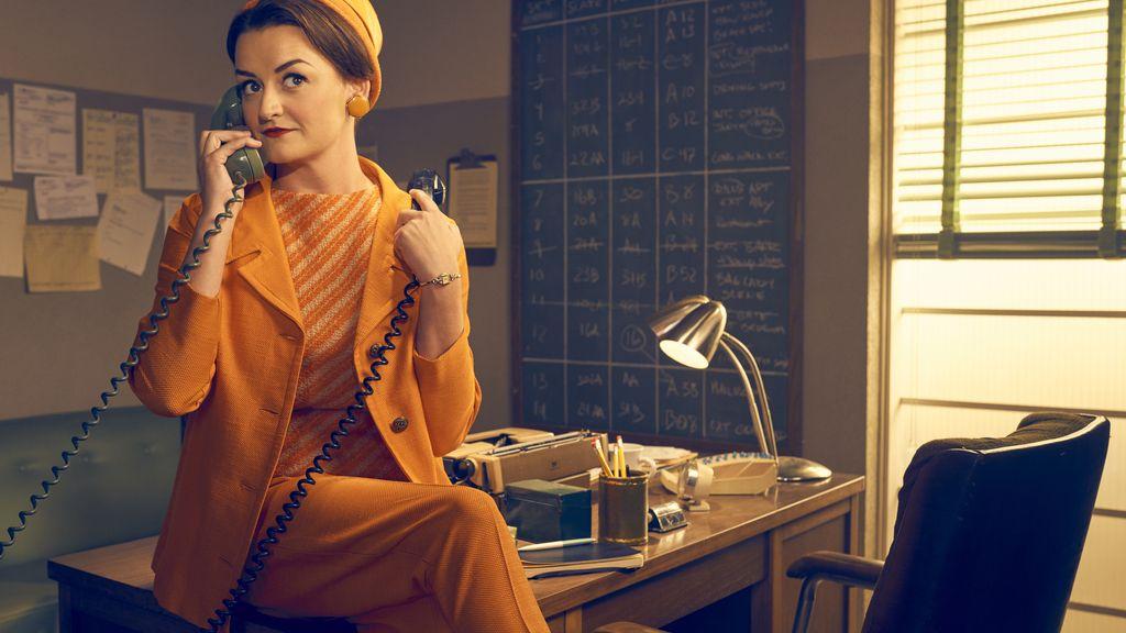 Alison Wright es Pauline en 'Feud', de HBO