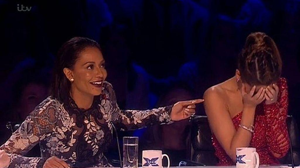 Mel B es jurado de 'Factor X' en Reino Unido