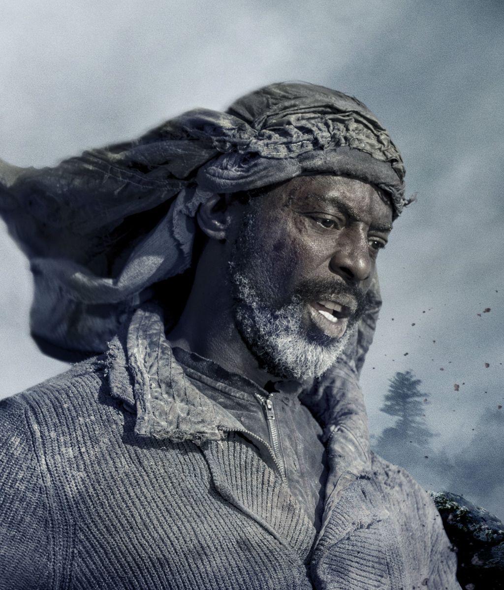 Isaiah Washington es Thelonious Jaha en 'Los 100'