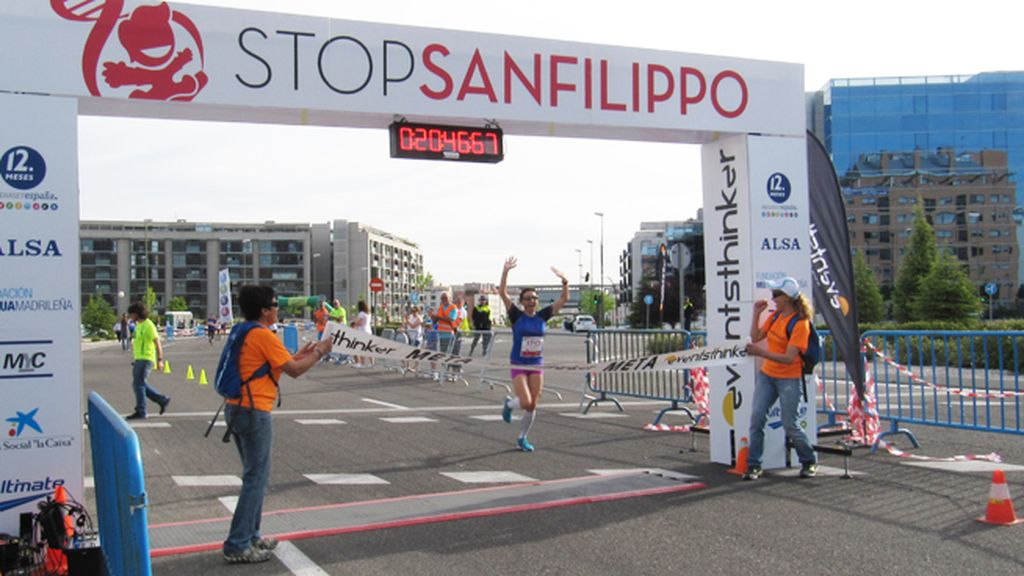 III Carrera de Stop Sanfilippo