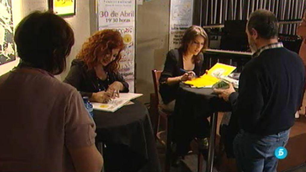 'Avanzadoras', un disco-libro a favor de los derechos de las mujeres