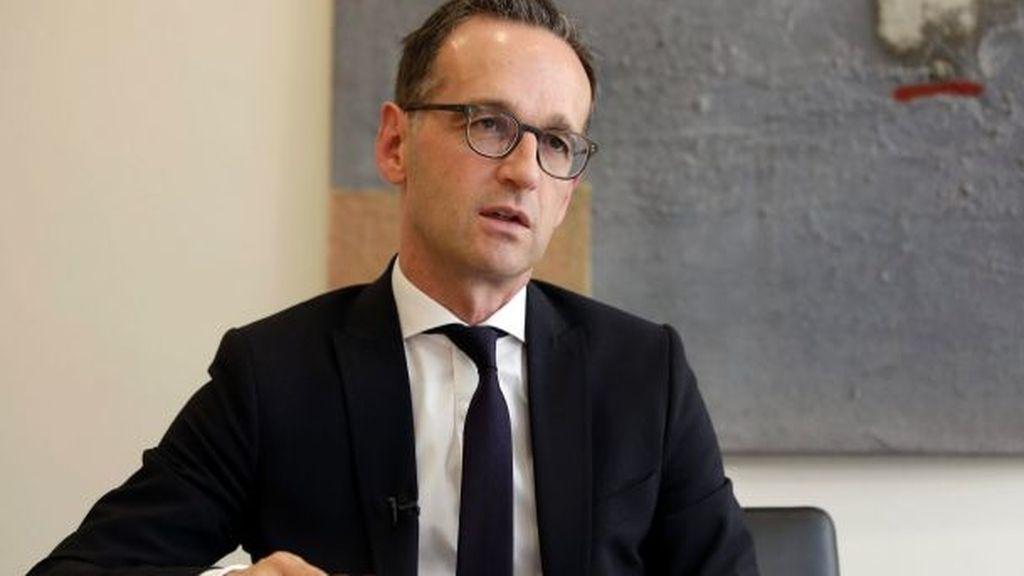 Heiko Maas, ministro de Justicia alemán
