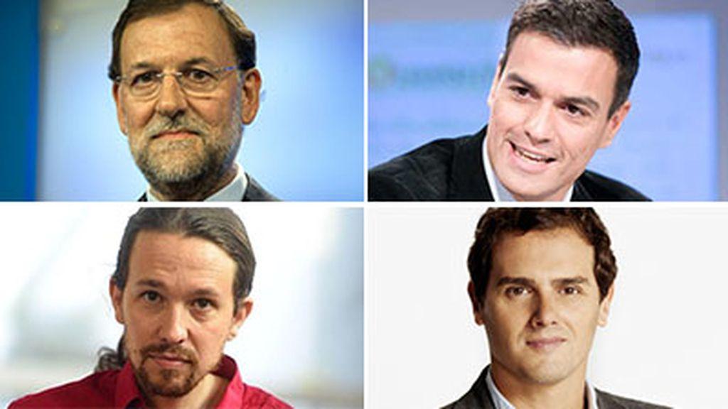 Candidatos presidencia 26J