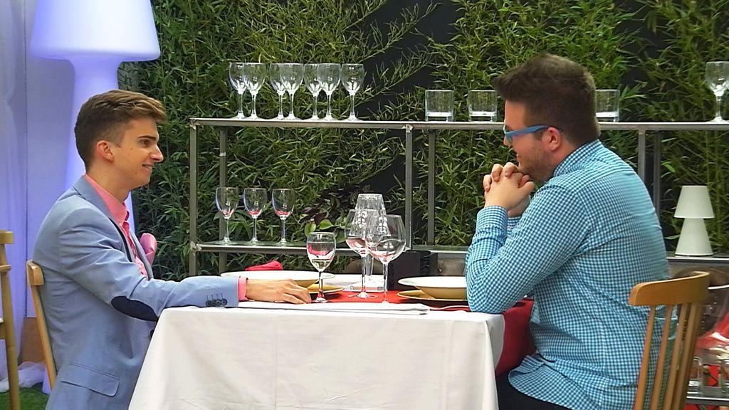 """El restaurante de 'First dates' sirve """"pasión, química y risas"""""""