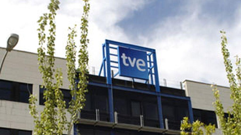 Instalaciones de TVE en Prado del Rey, Madrid.