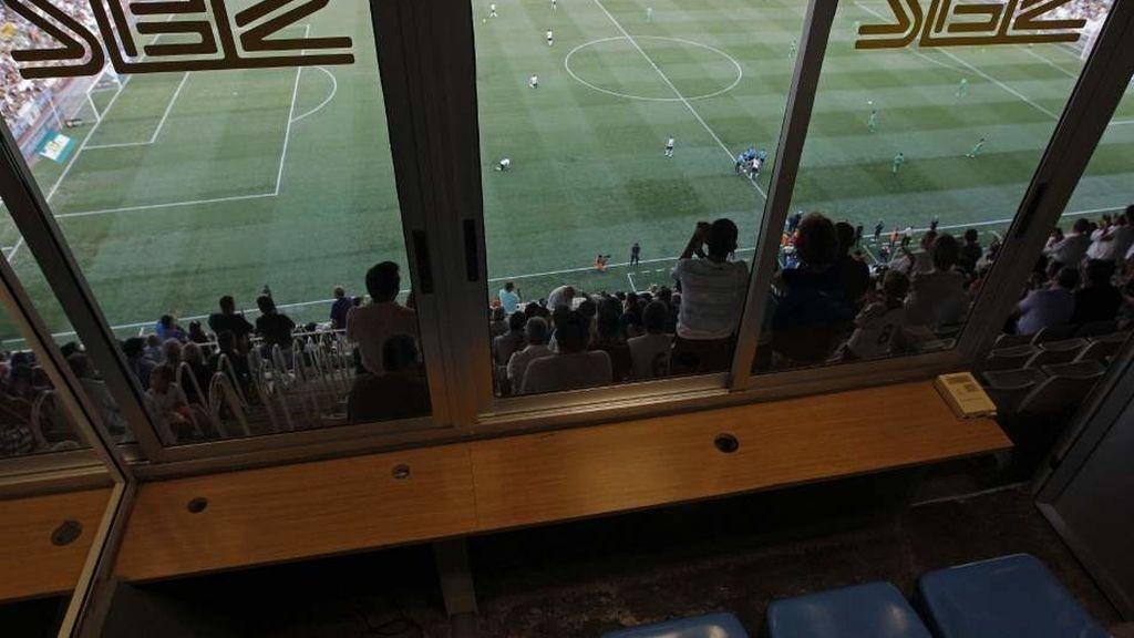 Acceso de radios a partidos de fútbol