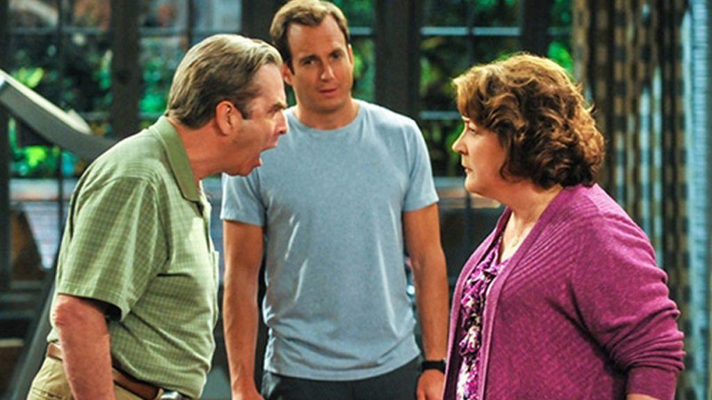 Will Arnett, divorciado y con sus padres en casa en 'The Millers'
