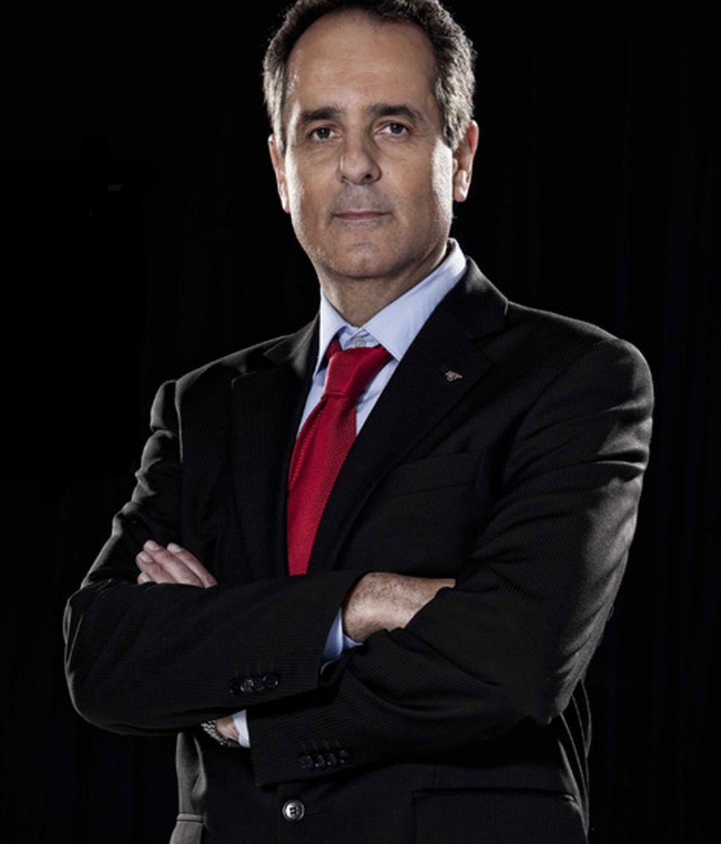José Antonio Lorente Acosta es catedrático forense