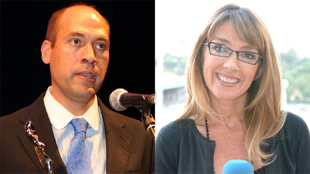 Luis Javier Alcalá & María Oña