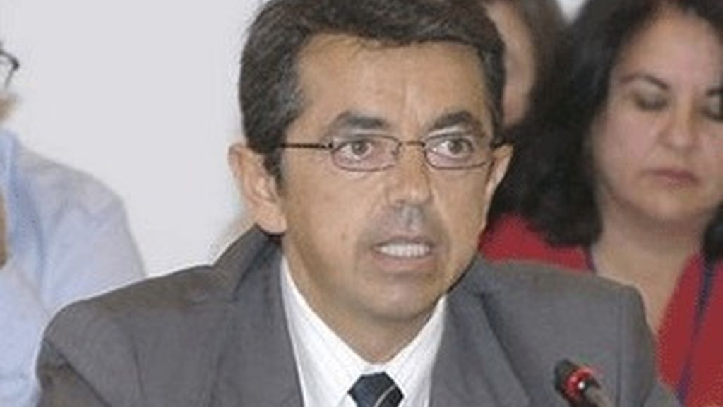 Pablo Carrasco, director general de Canal Sur.