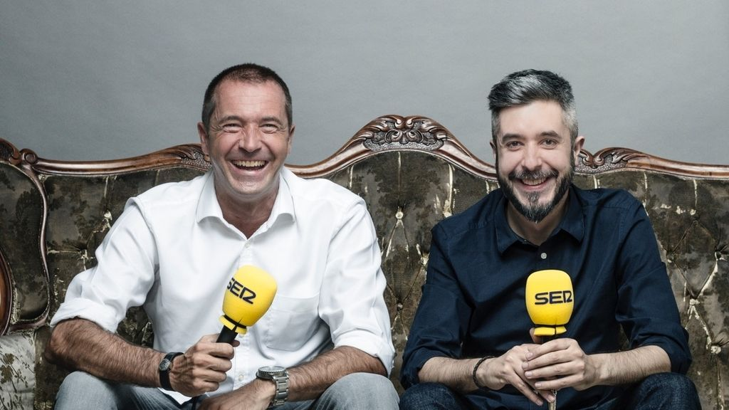 Manu Carreño y Dani Garrido.