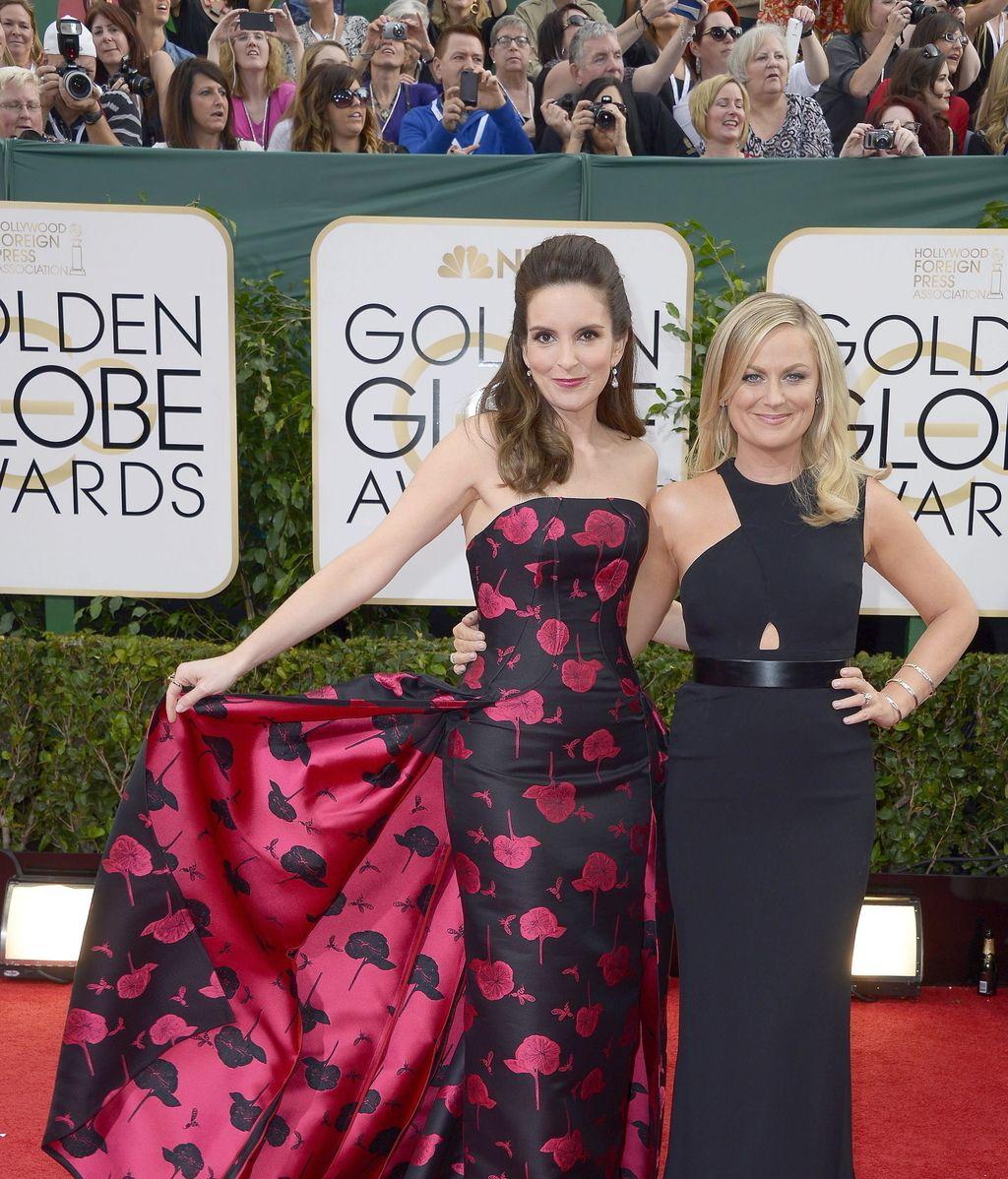 Tina Fey y Amy Poehler