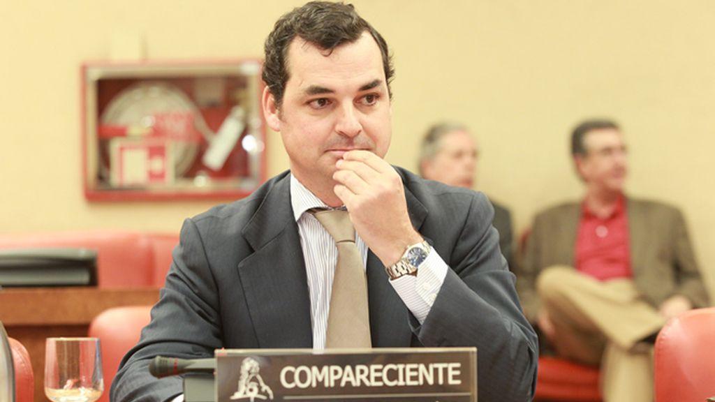 Leopoldo González-Echenique, presidente de RTVE