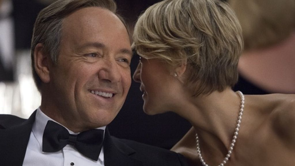 'House of Cards' celebra su 'premiere' en Londres
