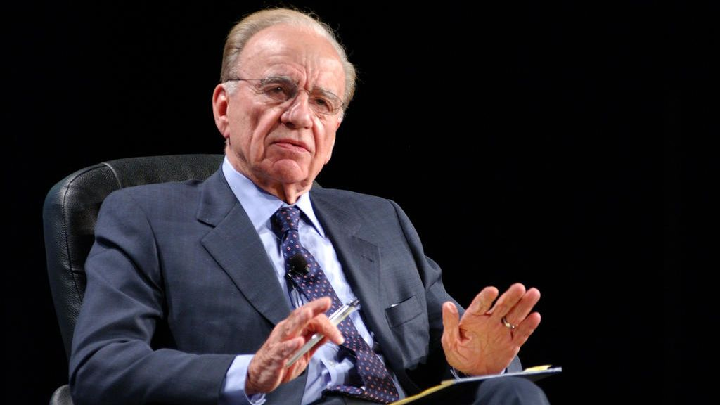 Rupert Murdoch, News Corporation