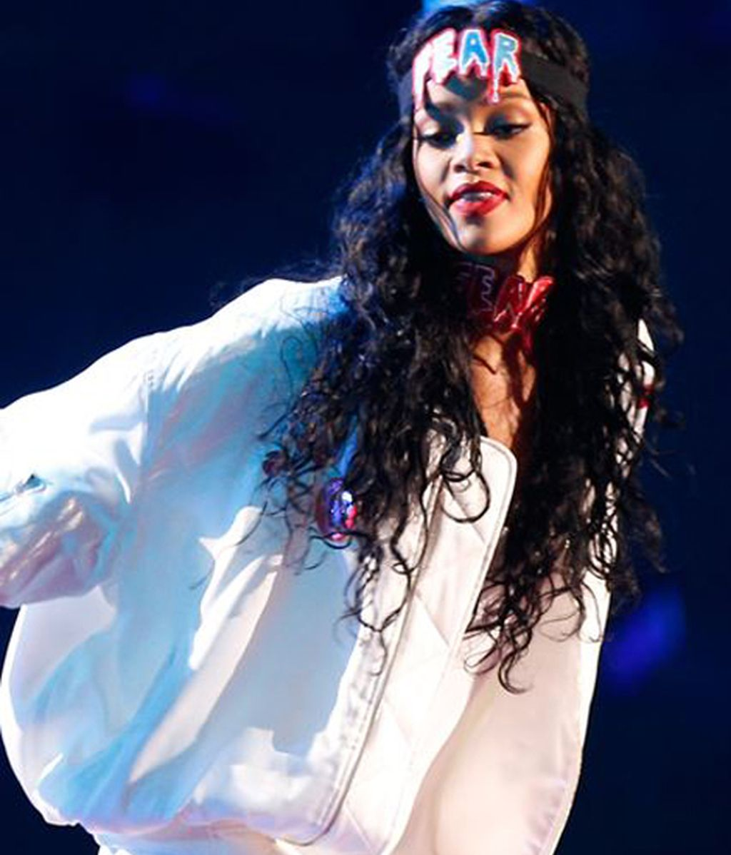 Mejor cameo: Rihanna, 'This Is The End'