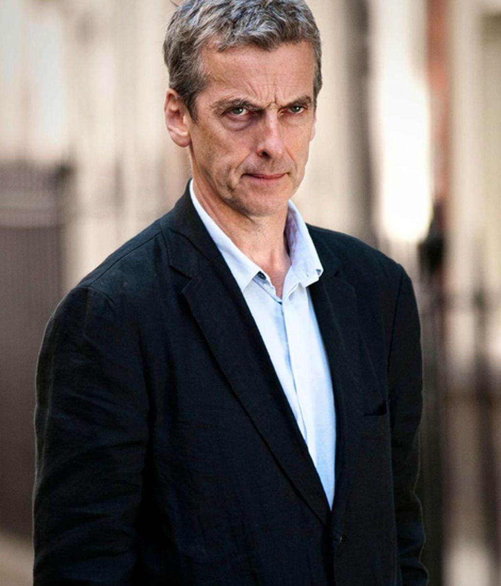 Peter Capaldi, de 2013 a...