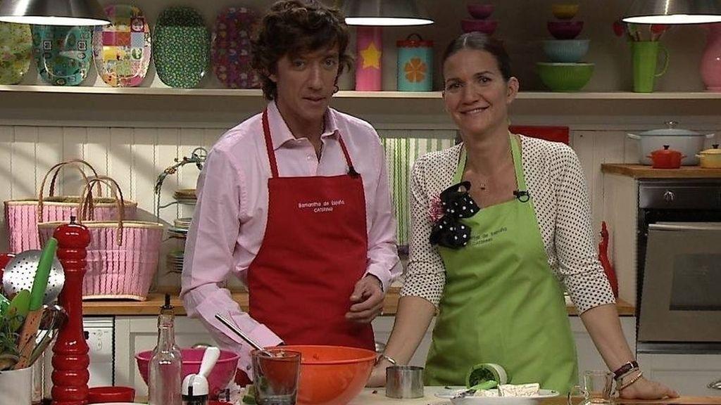 Colate comparte recetas con su hermana en 'El toque de Samantha'