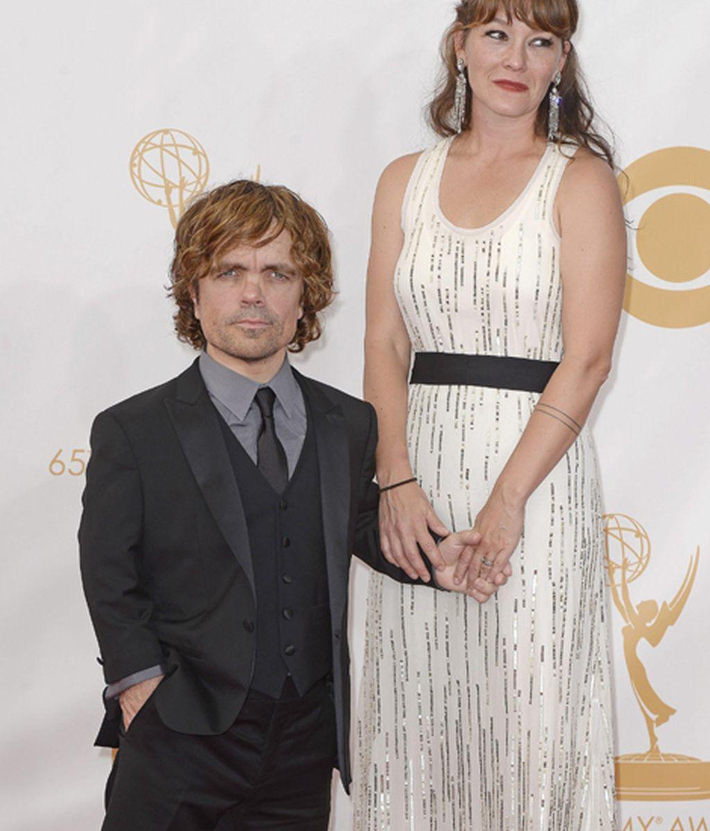 Peter Dinklage ('Juego de Tronos') y su esposa Erica Schmidt