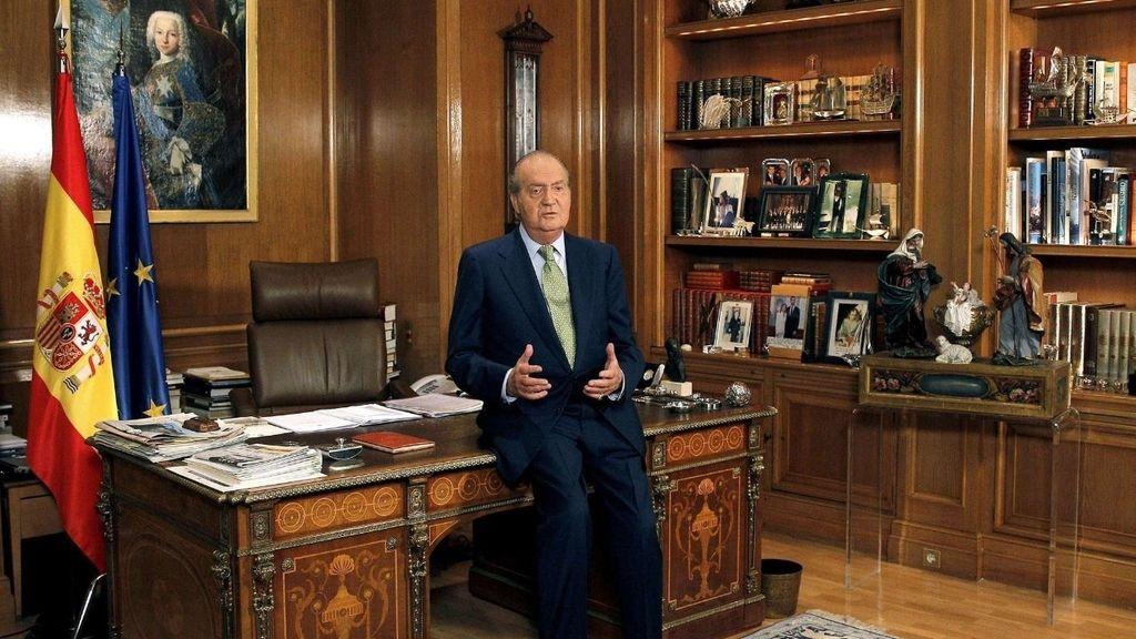 Discurso del rey en 2012