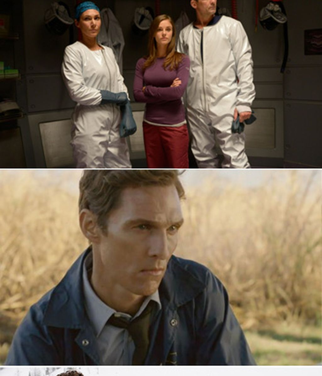 'Helix', 'True detective' & 'Klondike'