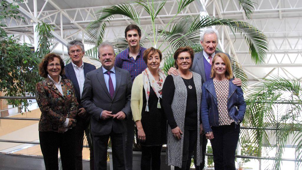 Jurado de la segunda edición de los Premios Periodísticos Concha García Campoy (2016)