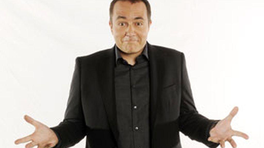 Ricardo Castella, presentador de 'El Sacapuntas'