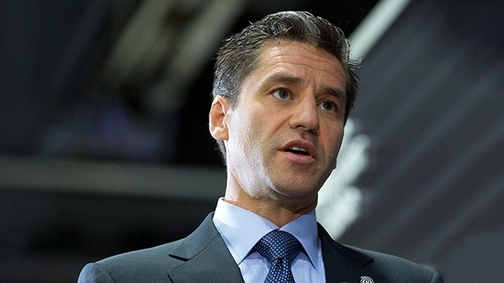 Rob Marcus, presidente de TWC