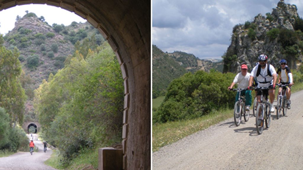 túnel paseo