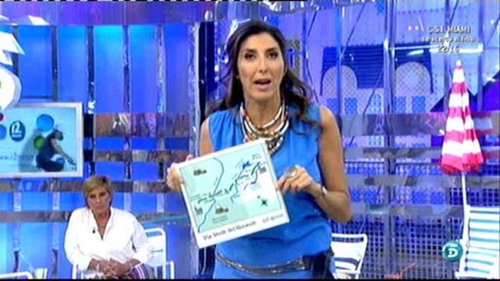Paz Padilla te recomienda la Vía Verde de Alcaraz