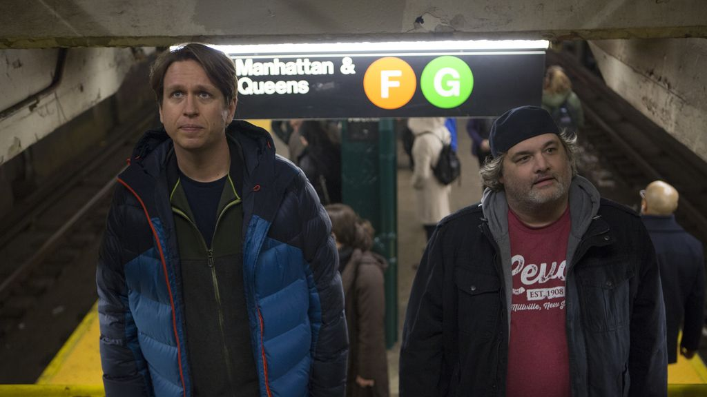 'Crashing', estrenos HBO