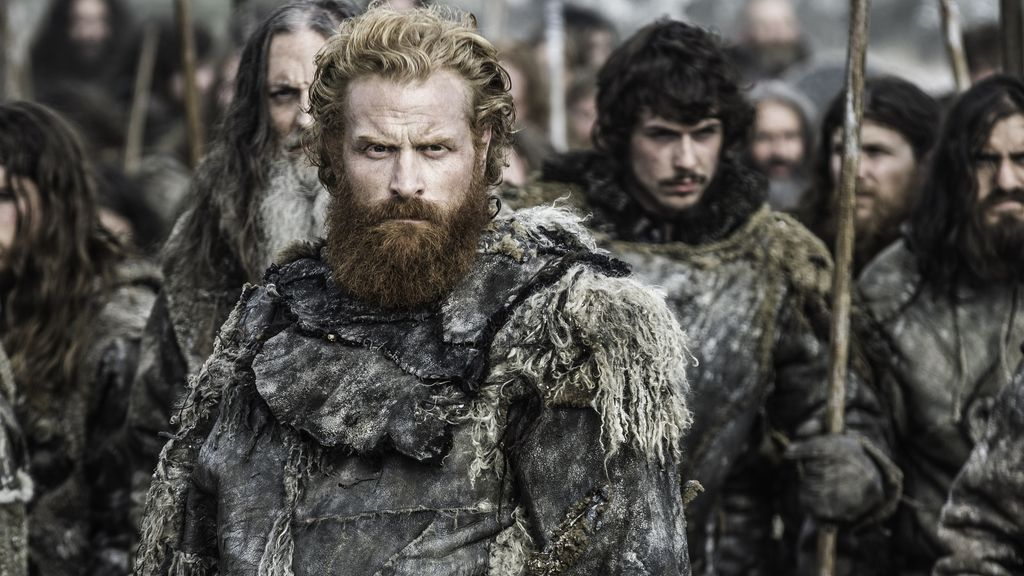 Kristofer Hivju es Tormund Giantsbane en 'Juego de tronos'