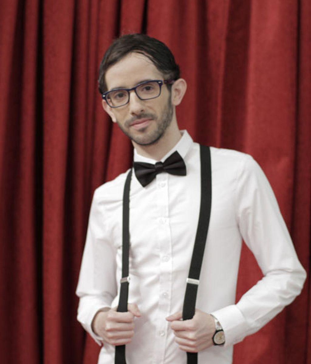 Xavi Falcón, nerd