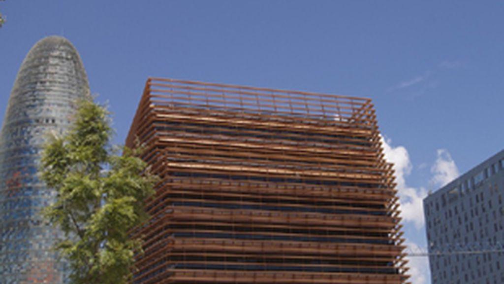Sede de la CMT (Comisión del Mercado de las Telecomunicaciones) en Barcelona.