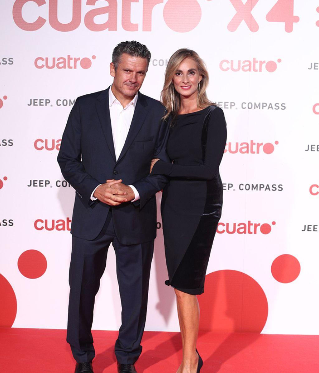 Roberto Arce y Marta Reyero