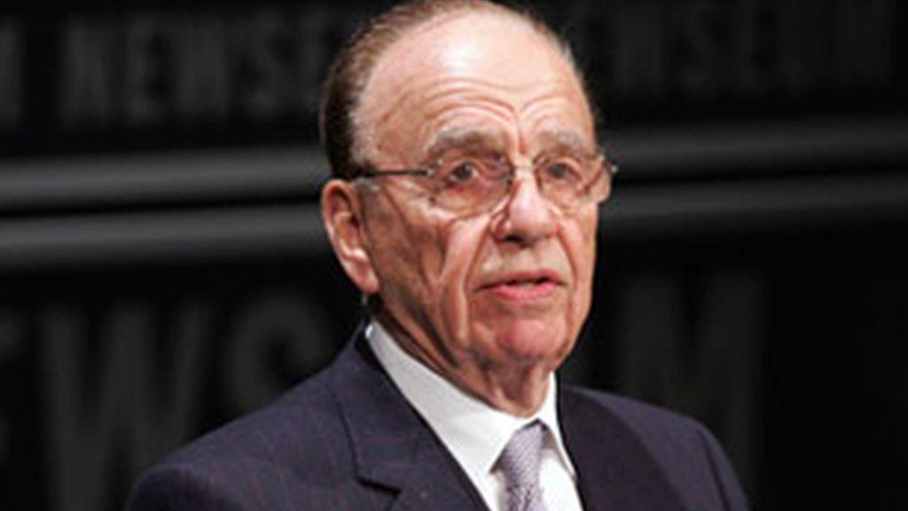 El presidente y fundador de la compañía News Corporation, Rupert Murdoch.