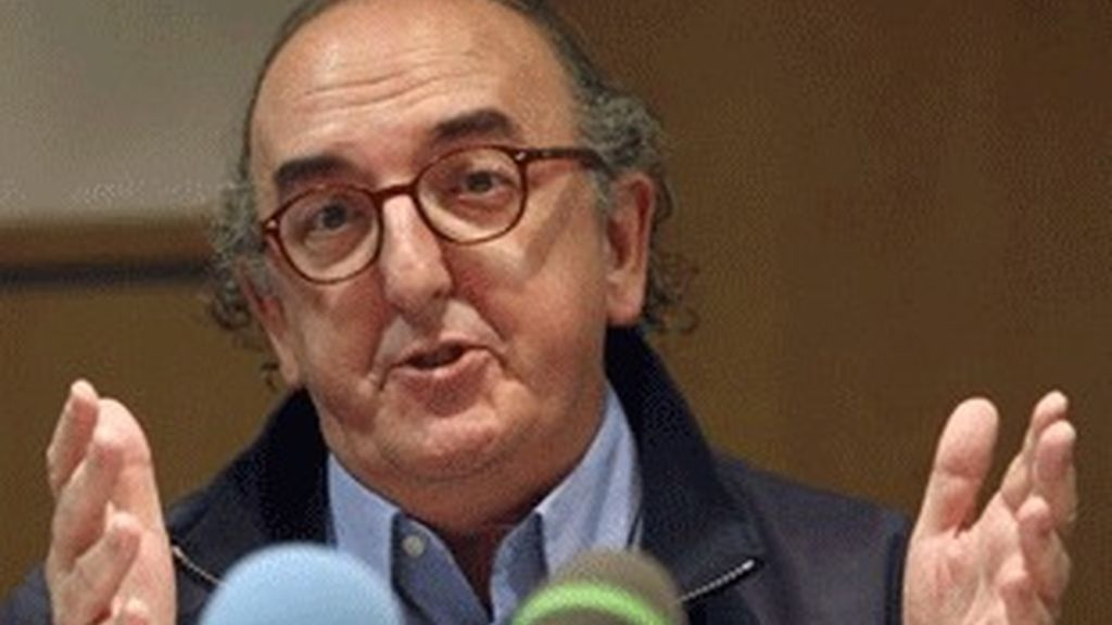 Jaume Roures, de Mediapro.