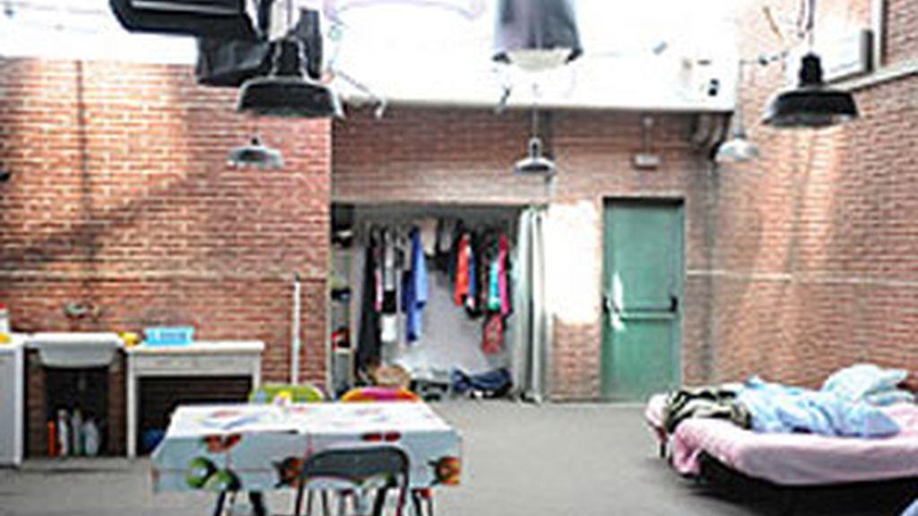 Casa de los concursantes de 'De patitas en la calle' (La Sexta).