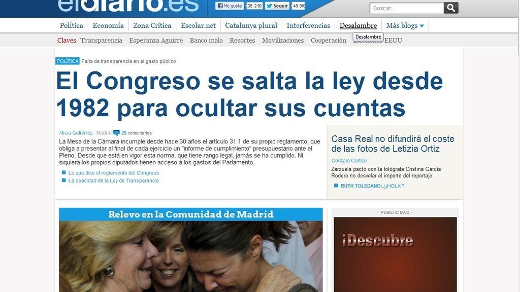Ignacio Escolar dirige eldiario.es