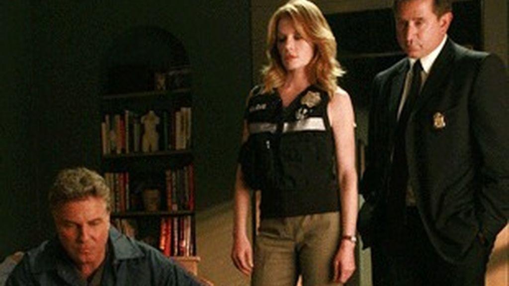 'Crossover' de las series 'CSI' y 'Sin rastro'.