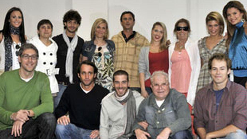 Concursantes de 'Supervivientes 2009', Telecinco.