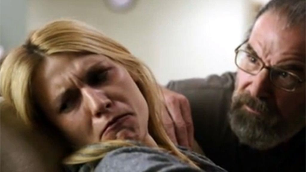 Carrie, desolada en la tercera temporada de 'Homeland'