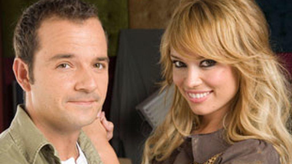 Ángel Martín y Patricia Conde, presentadores de Sé lo que hicisteis.