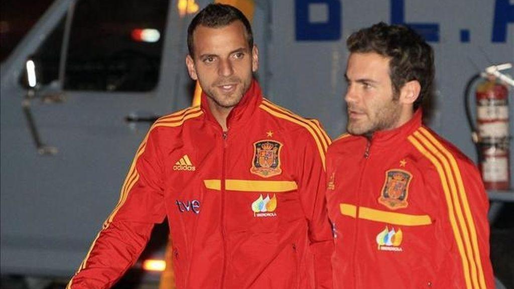 Selección Española en Panamá