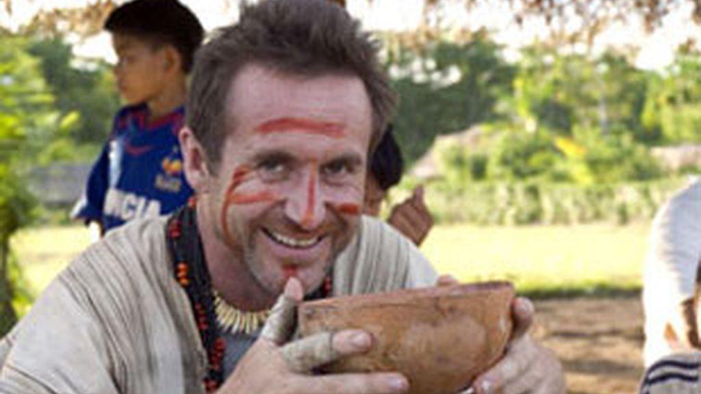 Fotograma de la serie 'Amazonas' del canal Odisea, de Chello Multicanal.